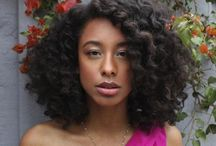 Als je haar maar goed zit / Black hair #transitioning #natural #relaxed #curly #curls #braid-out #twist-out