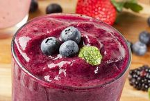 Vitamine boost / Healthy #smoothies for #breakfast or #lunch #health #green