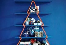 Unusual Christmas Trees / Oh Christmas tree, oh Christmas tree... how stylish are your branches. That is, if they even have branches. When it comes to Christmas tree decorating ideas, anything goes. From classic to cool and unusual, we reveal the inspiration behind 8 highly-distinctive decorating ideas for your Christmas tree, perfect for even the  smallest of spaces...