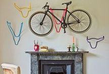 Small Spaces Storage / Come see how others added storage to a small space with these ideas…