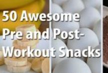 Clean eating snacks / Tame your raging hunger after paddling out...or working out! / by Jackie Sabol