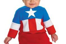 Captain America Costumes / It's hard to choose who your favourite character is from The Avengers. If you love Captain America, then you will love our great range of kids and adult costumes.