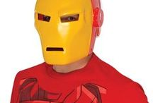 Iron Man Costumes / When Tony Stark puts on the suit, he is ready to avenge anyone who threatens our planet. What will you do when you wear your own Iron Man costume?
