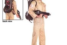 Ghostbusters Costumes / Who you gonna call?