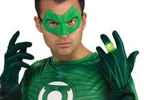 Green Lantern Costumes / In brightest day, in blackest night, no evil shall escape my sight. Let those who worship evil's might, beware my power, Green Lantern's light!