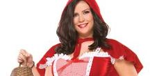 Little Red Riding Hood Costumes / Possibly the most famous fairytale character of all time. We have costumes for children and adults alike, and ladies can go for the classic or sexy look.