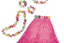 Hawaiian Luau Costumes / Are you throwing a luau or Hawaiian themed party! Look no further than these great items!