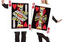 Board Game Costumes / Board game costumes are fun and unique! You will have everyone at the party laughing. Some of these costumes can even be played like a regular board game!