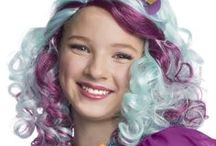 Ever After High Costumes / Whether your little one is good or evil - or in between! - we have the Ever After High costume to suit!