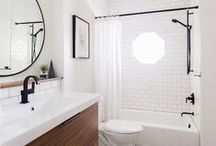 RC House: Bathrooms / by Jenna Cole