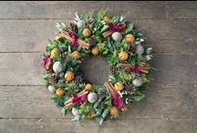 Christmas Wreaths / Your front door's must-have accessory this season