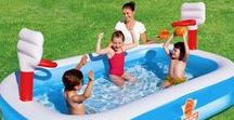 Bestway Inflatable Toys / Everyone will love these fun inflatable toys and accessories! Great for summer!