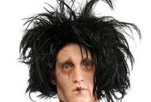 Edward Scissorhands Costumes / Recreate Tim Burton's magical tale with our great range of Edward Scissorhands costumes.