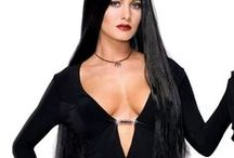 The Addams Family Costumes / Make yourself a member of the world's spookiest family!