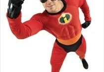The Incredibles Costumes / You'll love saving the day with your family members in these great costumes!