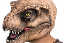 Dinosaur & Jurassic Park Costumes / Who doesn't love dinosaurs? Dress up as your favourite species today!