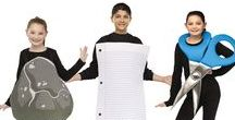 Couples & Group Costumes / Fun and hilarious outfits for you and your partner, friends, or siblings!