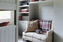 Alcoves / Don't let alcoves be awkward! Let us inspire you to make the most of even the smallest of spaces.