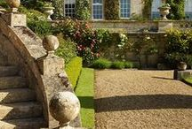 Beautiful English Gardens / These beautiful English gardens range from sprawling country estates to chocolate-box cottage gardens and urban patios - you're guaranteed to find inspiration in every single one.