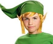 The Legend of Zelda Costumes / Video game fans will just love these costumes! Choose your favourite character today!