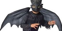 How to Train Your Dragon Costumes / Whether you're a fan of Toothless, Hiccup, or Astrid (or all three!) we have something for everyone in our How to Train Your Dragon costume range.