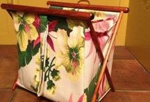 Knitting Totes & Project Bags / by KnitzyBlonde