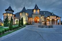 Dream house / by Heather Hampton