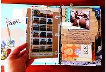 Travel Mini Albums/Journals / travel themed mini albums and journals / by Maria Davila