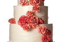 Cake-spiration / Find your inspiration for you wedding cake. From the cake stand to the cake topper and everything in between- we have inspiration for every sweet step of picking a wedding cake.