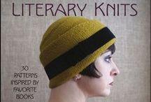 Fav Knitting Books / by KnitzyBlonde