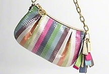 Coach Conundrum / all things coach bags wristlets accessories / by Bobbi Rees