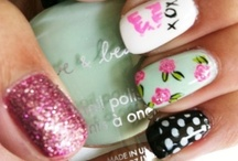 Nails  / by Hannah McClane