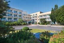 Bernstein Prerow / Darss / 4-Sterne Wellness- und Aktiv-Hotel auf der Halbinsel Fischland-Darss an der Ostseeküste.