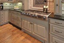 Kitchen Design / by Molly McManus Webster