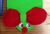 School Winter and Christmas / Seasonal ideas to help in December and January (winter, snow, Christmas, New Year, and more) for the elementary classroom (especially third grade)