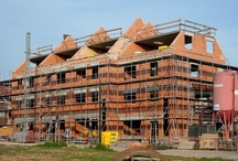 Our Polyurethane Passive House / Follow the construction of our polyurethane passive house in Evere, Brussels, Belgium! (www.polyurethanes.org/passivehouse/)
