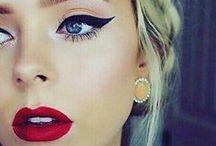 Makeup Ideas / Makeup Inspiration... Makeup looks that make me swoon