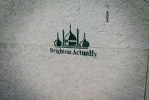 Brighton, home of Travel Nation! / by Travel Nation