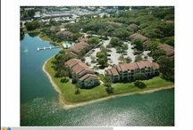 """Sailboat Pointe Condos / This 376 unit condo community in Oakland Park is situated in a wooded and lakefront setting that brings peace to the soul upon arriving.  A pet friendly place that is quickly improving the quality of life for residents after a rocky crash during the last real estate bubble.  Not only has it become an affordable place to call """"home"""" it is also now a good investment. / by THIRD GENERATION REALTOR"""