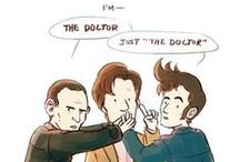 Doctor Who  / by Megan Rachael