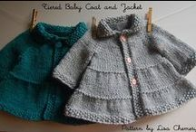 Knit Crochet Patterns Kids Babies Children / by Sandie Russo