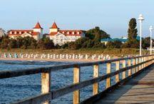 Strandhotel Zinnowitz / Im 4-Sterne Travel Charme Strandhotel Zinnowitz auf Usedom werden Urlaubswünsche erfüllt. Nur wenige Schritte vom Hotel entfernt, liegt der schönste Badestrand des Ostseebades Zinnowitz.