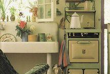Kitchen Stuff / by Ellen Liss