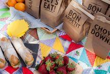 I ❤  PICNIC / #picnic #picnicparty @ideasparty #diyparty