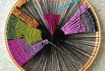 Weaving / Various types of weaving techniques, looms, etc.