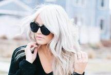 Platinum Blonde Hair / Hair Color, Hair Styles, Hair Cuts and Hair Inspiration, for my fellow platinum blonde bombshells