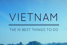 Vietnam Inspiration / Still discovering this country... but definitely my next trip.