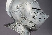 Close Helmets / Elmi Chiusi / XVI / XVII C.