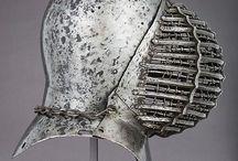 Helmets for Tournament / Elmi per Tornei / XV / XVI C.