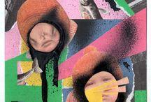 Nastya Belka / My collages